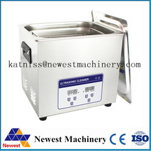 Digital Heated Industrial Ultrasonic Cleaner Ultrasonic Bath  10L stainless steel Ultrasonic cleaners 110V/220V
