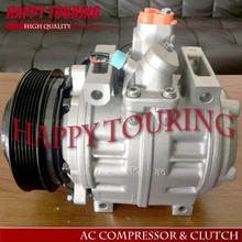 10P30C A/C Compressor For TOYOTA COASTER BUS 7PK 24V 88320-36530 447220-1030 447170-3340 88320-36560 447180-4090(China)