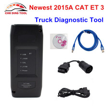 2018 Newest CAT ET III 2015A CAT ET 3 WIFI Communication CAT 3 Adapter III P/N 317-7485 Truck Dianostic Tool With Multi-language(China)