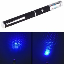 Hunting laser Sight device 532nm 500 meters Blue laser Pointer Starry flashlight (without batteries)