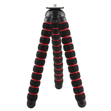 SHOOT Max Size Octopus Tripod for Camera DSLR Nikon d3300 d3200 d5300 d7200 Canon 600d 700d 5d 6d 70d SONY a7 FUJI Tablet Tripod