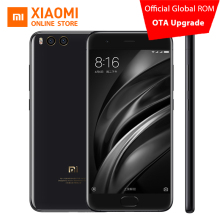 Original Xiaomi Mi6 Mi 6 Ceramics Version Mobile phone 6GB RAM 128GB ROM Snapdragon 835 Octa Core DualCameras Android 7.1 OS(China)