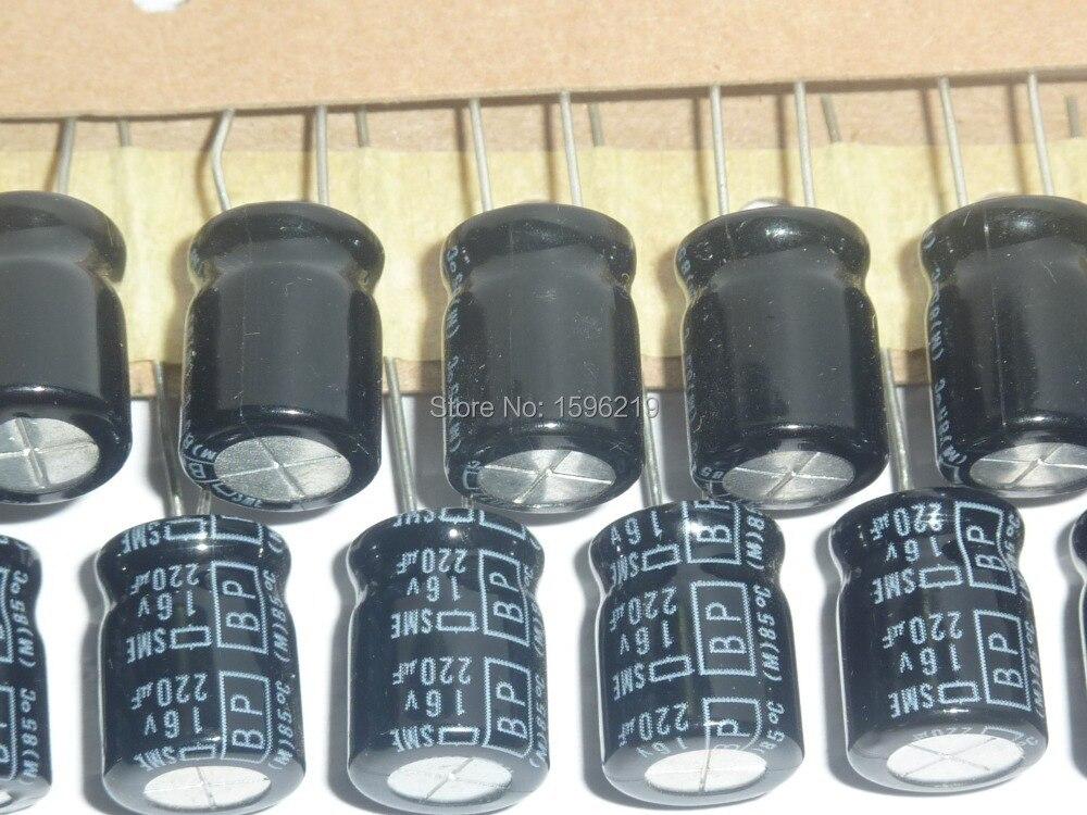 10pcs NCC Nippon Chemi-Con Radial Electrolytic Capacitor 33uF 50v SME Bipolar BP