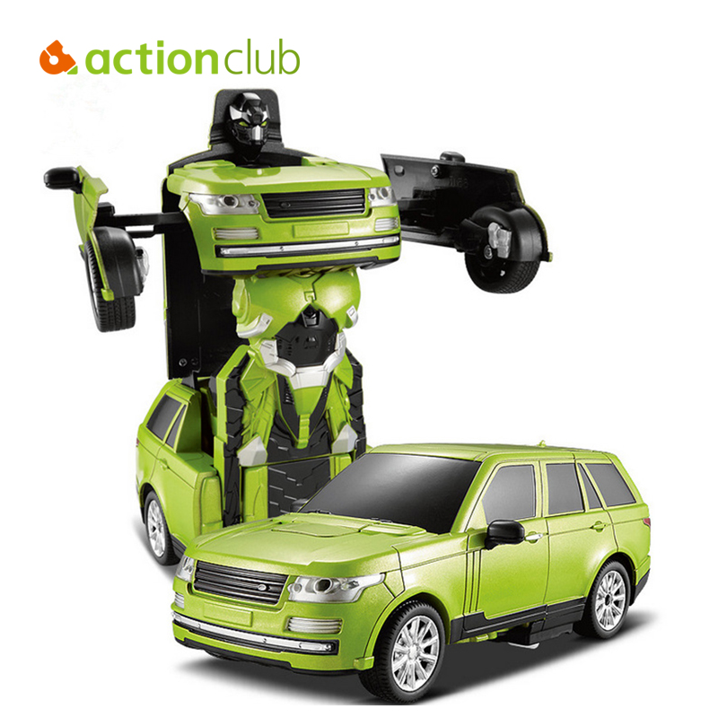 Hot Sale Toy Figures Remote Control Robot Car Deformation Remote Controller Car Styling Robot Arm Robotech Game Robot Toys<br><br>Aliexpress