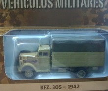 3 Ton Truck, 1/72 Metal Tank, Military Model, CHE1076