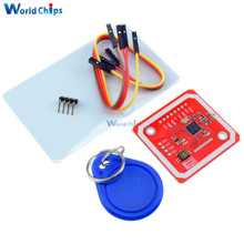 1Set PN532 NFC RFID Wireless Module V3 User Kits For Arduino Android Reader Writer Mode IC S50 Card PCB Attenna I2C IIC SPI HSU