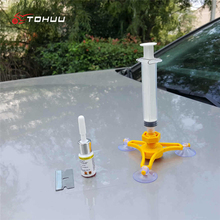 Professional Windscreen Repair Tool Paintless Dent Removal Car Windshield Repair Kit Chip Carack Auto Glass for the Window
