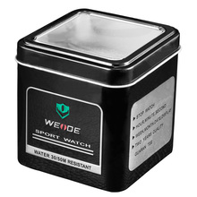 WEIDE Original Brand Gift Box Fashion Watch Box For Women original watch box for men