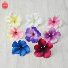 20pcs Spring Silk Gradient Orchid Artificial Flowers For Wedding Home Decoration Orchis Mariage Flores Cymbidium Flowers Plants