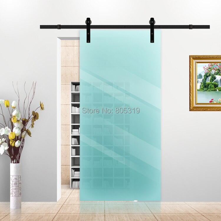 Interior Sliding Glass Barn Doors high quality sliding glass barn door-buy cheap sliding glass barn