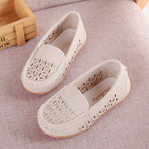 2017 Summer Children shoes boys and girls shoes nets Peas shoes breathable baby shoes