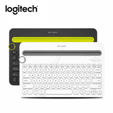 Logitech K480 Bluetooth Wireless Keyboard for Computers,Tablets and Smartphones Multi-Device Keyboard(China)