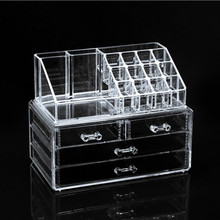 Network Red Recommend High-quality Four drawer Multi-function Makeup Organzier/Desktop Organizer