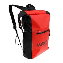 25L Waterproof Dry Backpack Rucksack Camping Hiking Climbing Kayaking Canoeing Boating Surfing Swimming Floating Drifting Bag