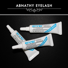 2PCS/Lot high quality makeup eyelash tool long lasting hypoallergenic latex free permanent white color eyelash glue