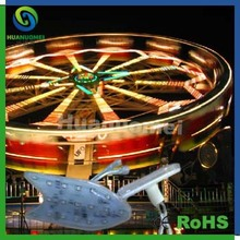DC24V 18leds SMD5050 module full color pixel led amusement light illuminate park Ferris wheel(China)