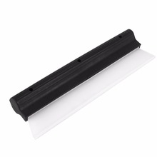 Anti-slip Handle Silicone Water Wiper Scraper Blade Squeegee Car Water Blade Clean Drying Window Washing Cleaning Tools(China)