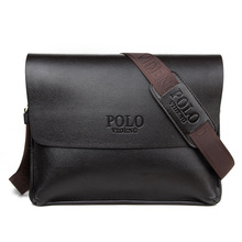 VIDENG POLO Famous Brand Mens Crossbody Bag Hot Sell Promotion Business Man Bag Casual Men's Messenger Bag bolsos hombre Handbag(China)