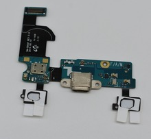 For Samsung Galaxy S5 mini G800F USB Charging Port Motor Microphone Flex Cable replacement free shipping