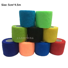 Security protection CE/FDA Certification waterproof self adhesive elastic bandage first aid kit Cohesive Bandage Medical tape(China)