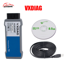 Top selling VXDIAG VCX NANO For Toyota TIS Latest V10.30.029 USB 2.0 Fully compatible With SAE J2534 VXDIAG TOYOTA Scanner