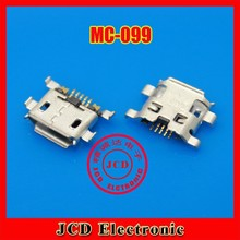 MC-099   300PCS for Sony Ericsson R800 Z1 Z1i for BlackBerry 9800 charging port,USB jack socket connector,USB plug,Free shipping