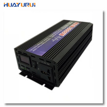 Free shipping 3000W DC24V to AC220VPure sine wave high frequency inverter backup uninterruptible power supply solar power