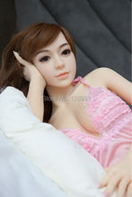 140cm Drop ship super good solid real silicone anime sex doll Lifelike sex doll Full body sexy love dolls(China)