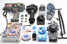 Beyblade Duotron Dual Launcher Meteo L-Drago LW105LF Metal Masters 4D Beyblade BB-88 + launcher set
