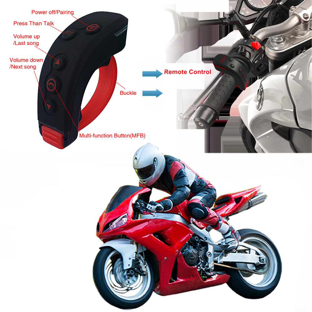 Bluetooth Helmet Headset Intercom (1)