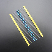 51W Metal Film Resistor 0.22 ohm +/- 1% RoHS Lead Free DIY KIT PARTS resistor pack resistance - EC Buying Ali Store store
