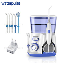 Waterpulse V300 hilo Dental profesional Oral de riego 800 ml de higiene Oral agua hilo Dental de la familia Oral diario CUIDADO DE(China)