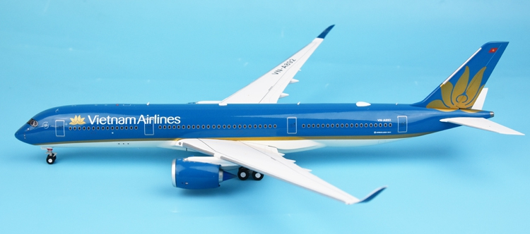 WB 1:200 WB-350-VN-01 Vietnam Airlines A350-900 VN-A892 Alloy airplane model Collection model Holiday gift(China (Mainland))