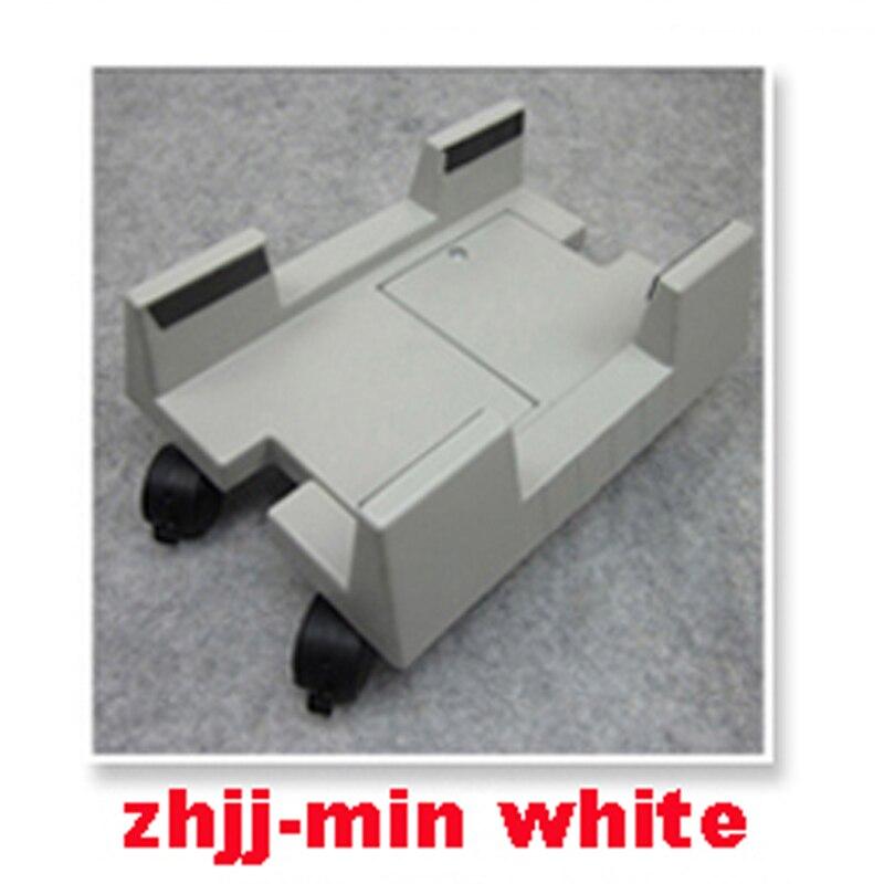 Hardware Computer mainframe bracket computer accessories bracket zhjj-min white<br>