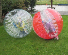1.5m For Adults Outdoor Games Inflatable Bubble Soccer Ball Bumper Bubble Ball Zorb Ball Bubble Football