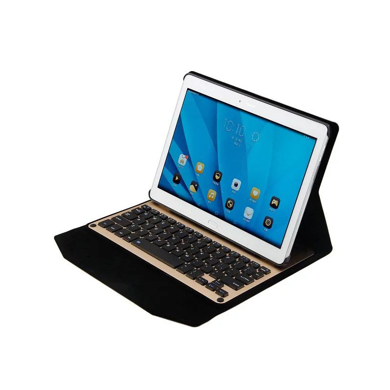 For Huawei Mediapad M2 case 10 M2-A01W M2-A01L tablet Wireless Bluetooth Aluminum Keyboard Case for huawei M2 10.1 cover <br>
