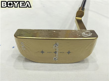 "Brand New Gold Boyea CR-IV Putter Golf Putter Golf Clubs 33""/34""/35"" Inch Steel Shaft With Head Cover EMS Shipping"