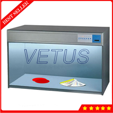 Wholesale light boxes with D65 TL84 UV F CWF U30 digital accuracy color assessment cabinet