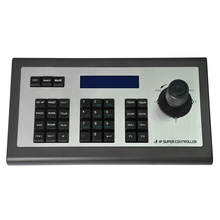 4D IP Joystick PTZ Keyboard Controller GM8126 Onvif2.4 RS485 RS232 For CCTV Security IP PTZ Speed Dome Cameras (SKB-N401)