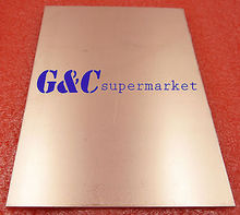 1PCS 10x15cm Single Side PCB Copper Clad Laminate Board FR4 For DIY 10 x 15 CM