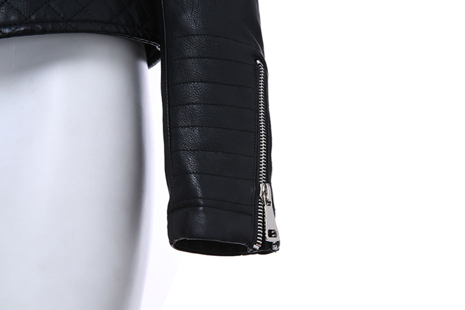 Short Leather Jacket  (4)