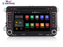 "7"" Android 4.4.4 Car DVD for VW Turan/Skoda/Scirocco/T6 Transporter/Bora,Quad Core HD WIFI/3G+GPS+Radio+BT+External MIC+Free Map"