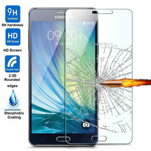 2.5D 9H Tempered Glass For Samsung Galaxy J5 J7 A3 A5 J1 Mini 2016 S5 S5 Neo S6 Grand Prime Screen Protector Toughened Film