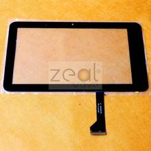 "Black Color 7"" Touch Screen For iPad M7 PD10 3g MTK6575 SD-07010V1FPC Touch Panel Digitizer Free Shipping with Tracking Number(China)"