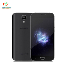 Doogee X9 Pro MT6737 Quad Core Android 6.0 Mobile Phone 5.5 Inch 2GB RAM 16GB ROM Smartphone 4G LTE Unlock CellPhone Touch ID