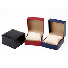 Unique Design Luxury Durable Present Gift Hard Box Case For Bracelet Bangle Jewelry Square Watch Box Watch Accessories(China)