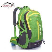 LOCAL LION New Men Women Hiking Backpacks Mountaineering Bags Waterproof Outdoor Sport Backpack Climbing Cycling Sport Bag HT477