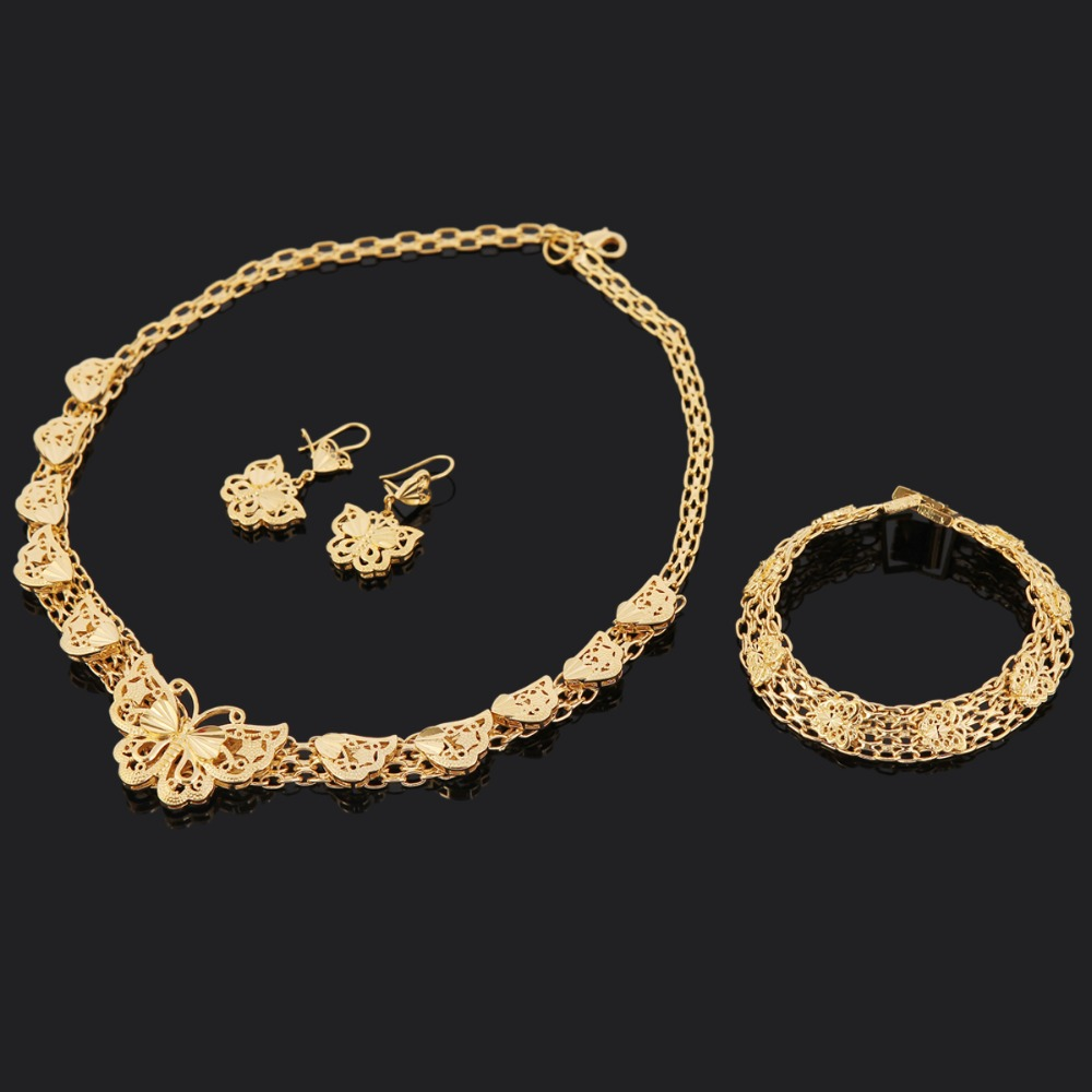 Compare Prices on 24k Gold Jewelry Set Wedding Online ShoppingBuy