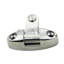 Swivel Deck Hinge 150 Degree Stainless Steel Bimini Top Marine Boat Hardware