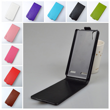 Lenovo K3 Case J&R Brand Vertical Phone Bags Flip Cover PU Leather Case For Lenovo K3 / A6000 / K30-T / K30-W 5.0 inch(China)